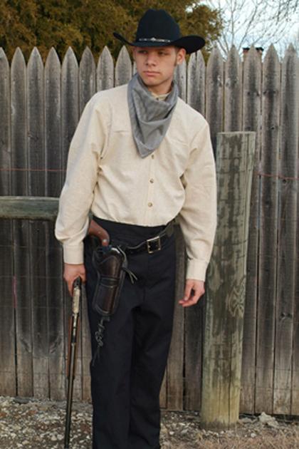 Camas Prairie Rider Shirt #M010