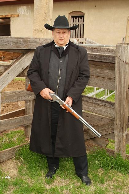 Wyatt Earp Coat / Vest