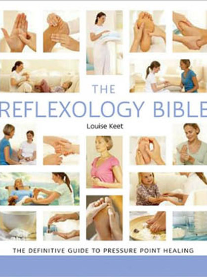 Reflexology Bible by Louise Keet