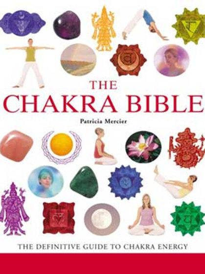 Chakra Bible by Patricia Mercier
