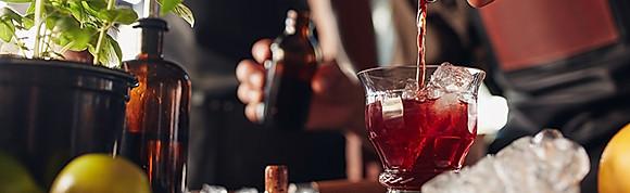 Signature Craft Cocktails