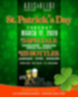 St Patty's Day Tuesday Green Mile 202o F