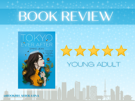 Tokyo Ever After by Emiko Jean