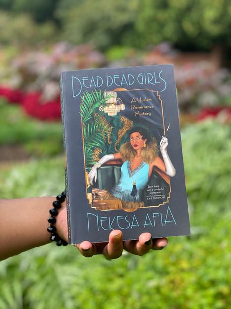 Dead Dead Girls by Nekesa Afia