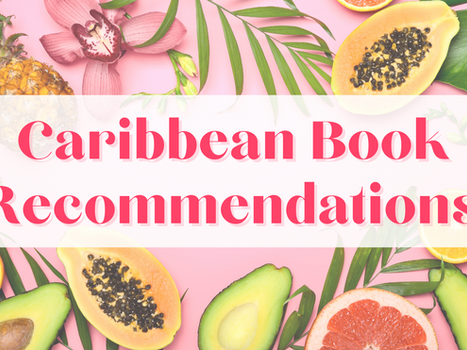 Caribbean Book Recommendations