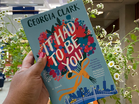 It Had To Be You by Georgia Clark