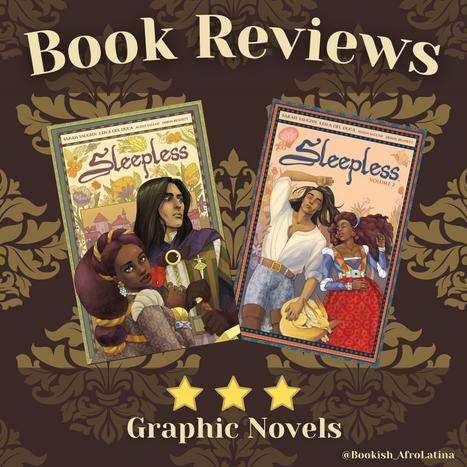 Sleepless (Volumes 1&2) by Sarah Vaughn, Leila del Duca, and Alissa Sallah