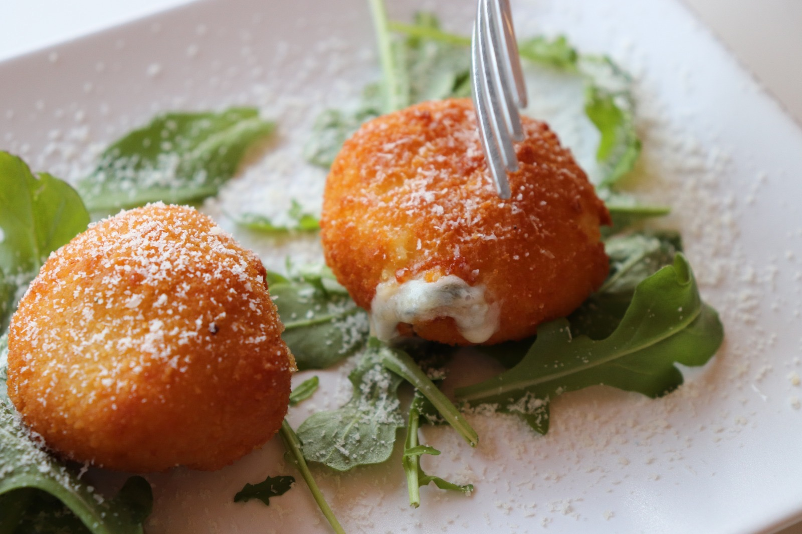 Crocchetta di patate con gorgonzola