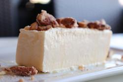 Cheesacake con mille e mandorle