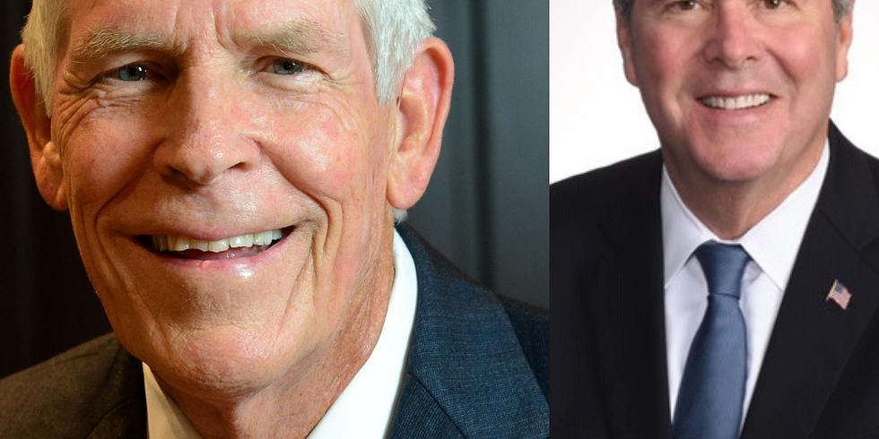 A Virtual Conversation with Senator Connie Mack and Governor Jeb Bush