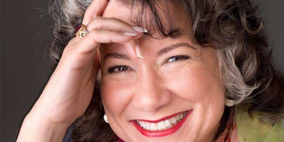 Fast Funny Women with Humorist & Scholar Gina Barreca