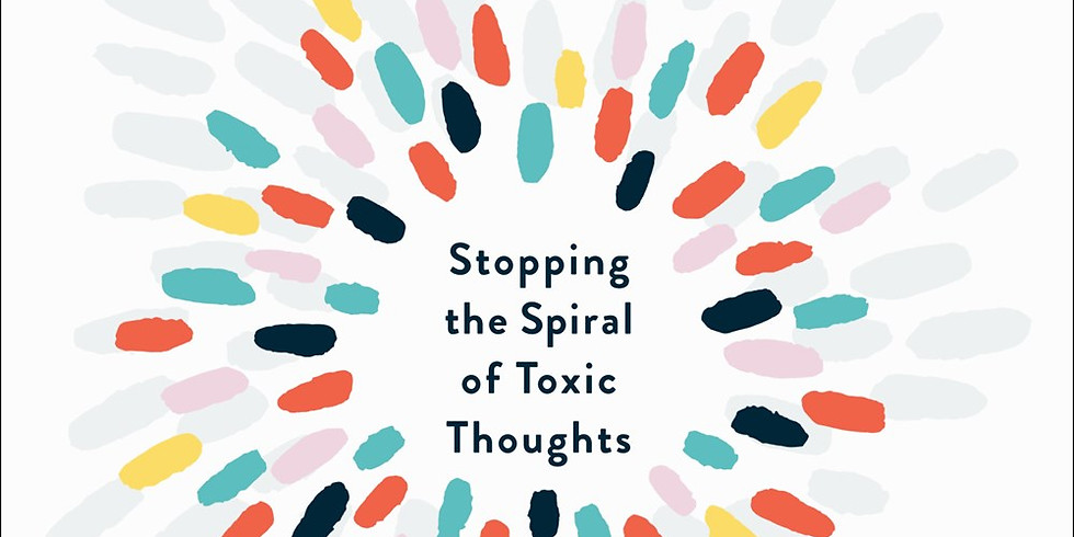 """Mindful Reading Zoom Book Club """"Get Out of Your Head"""""""