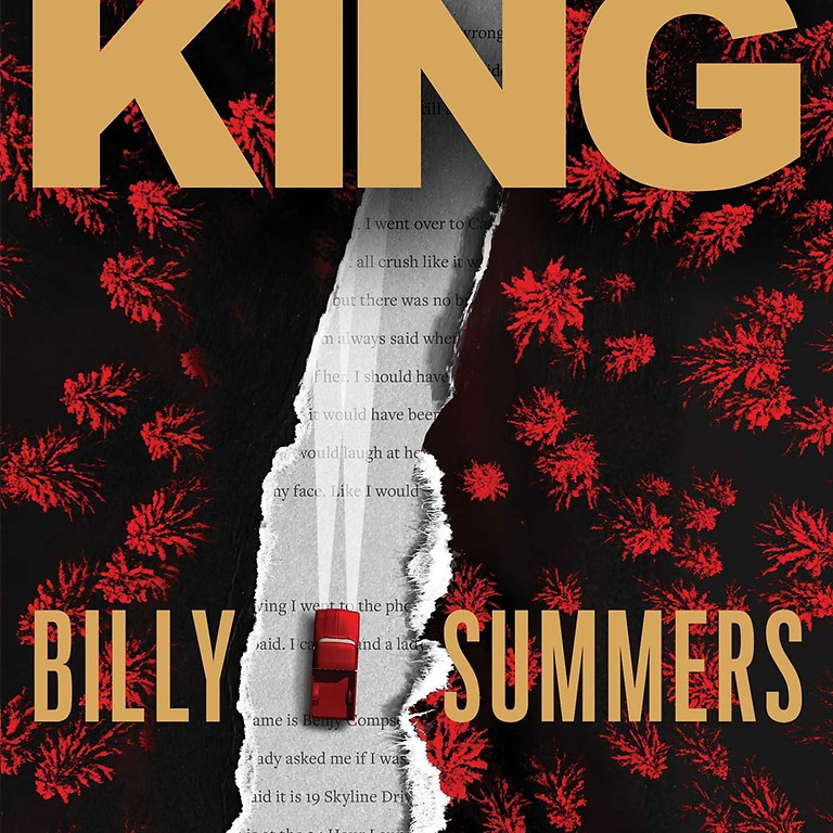 """""""Billy Summers"""" Mysteries to Die For Book Club"""