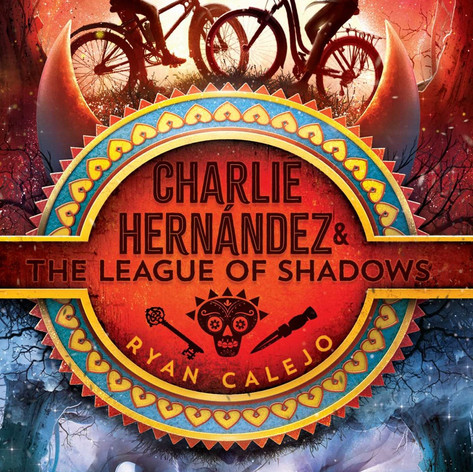 Charlie Hernandez and the League of Shadows