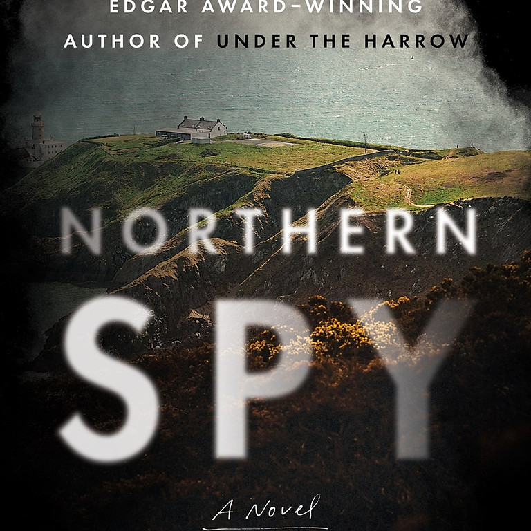 """Northern Spy"" Mysteries to Die For Book Club"