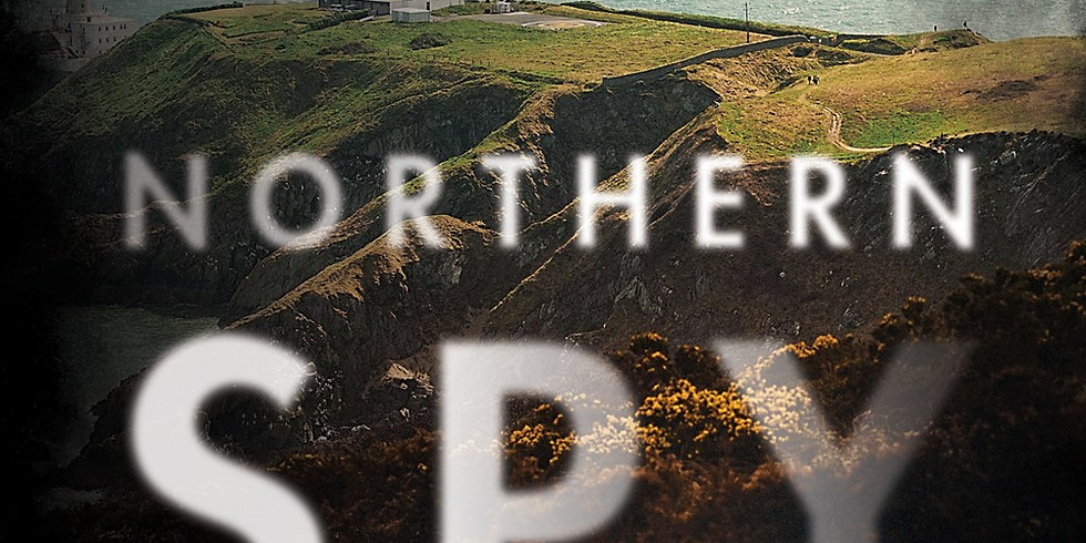 """""""Northern Spy"""" Mysteries to Die For Book Club"""