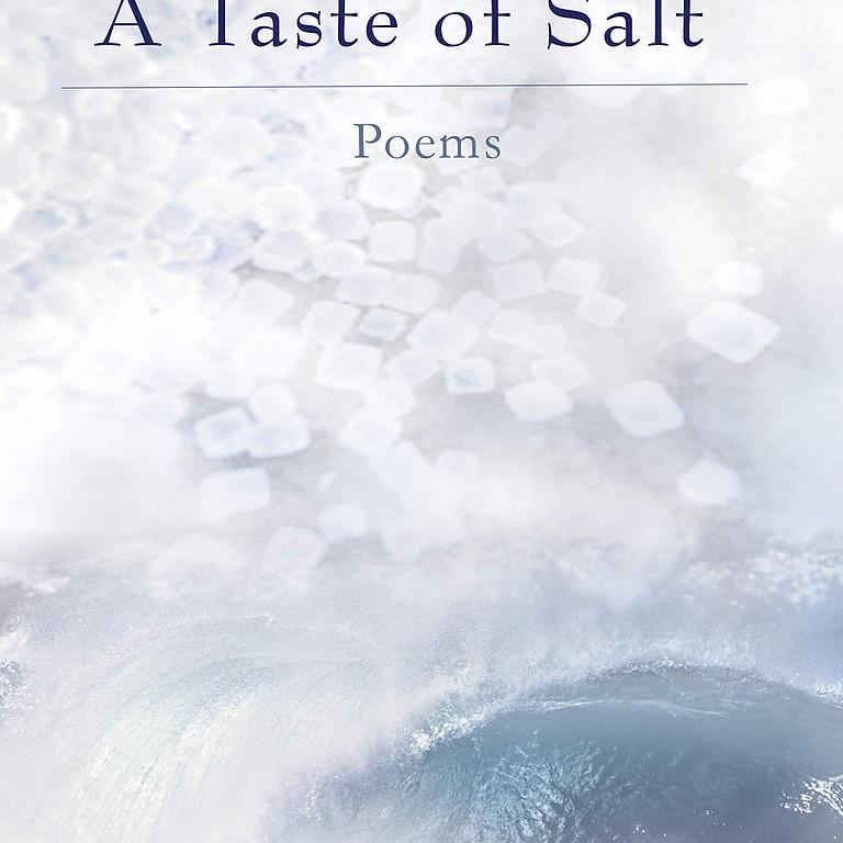 """""""A Taste of Salt"""" Poetry Book Club"""