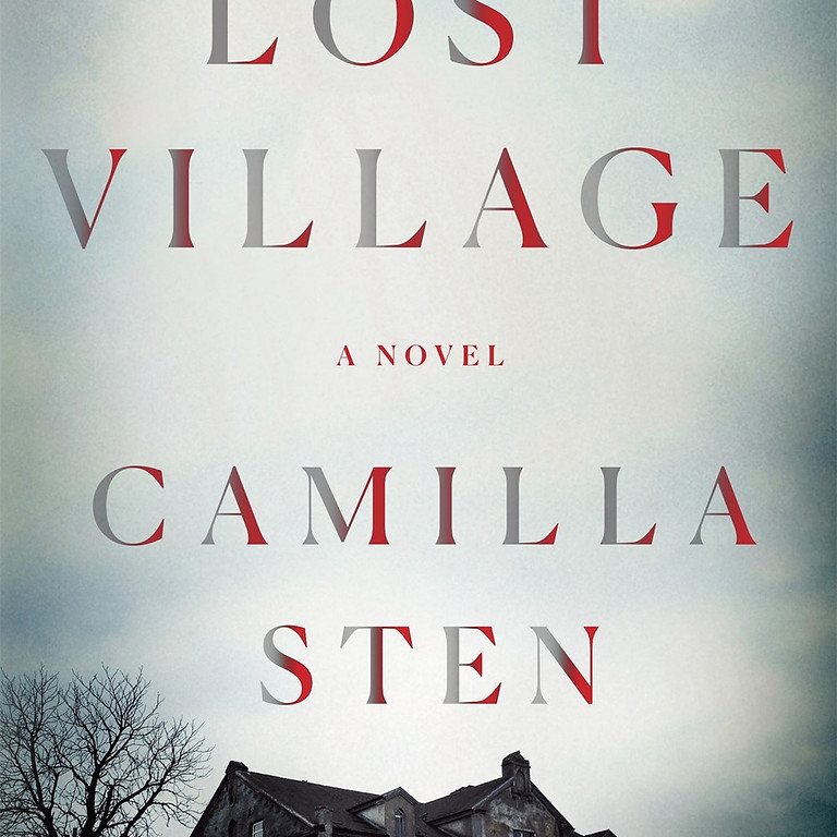 """The Lost Village"" Mysteries to Die For Book Club"