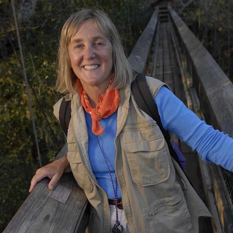 """Meg Lowman Book Launch """"The Arbornaut"""""""