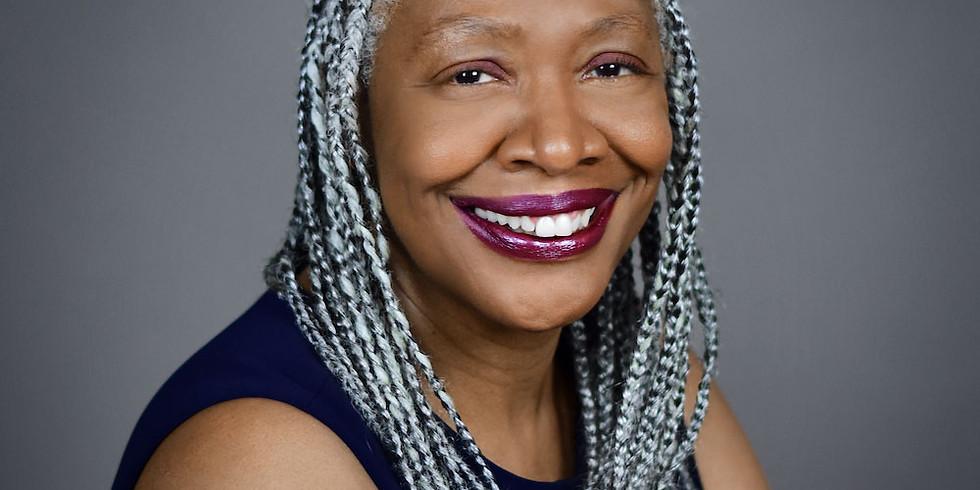 "Margaret Kimberley Zoom Author Visit ""Prejudential"""