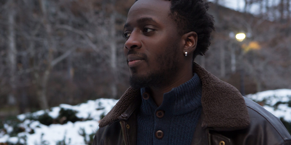 """""""What Even Is This?""""  Discovering Surrealist Fiction with Nana Kwame Adjei-Brenyah"""
