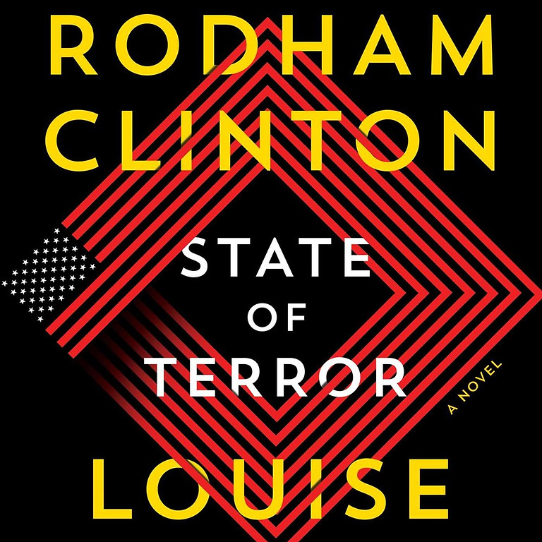"""""""State of Terror"""" Mysteries to Die For Book Club"""