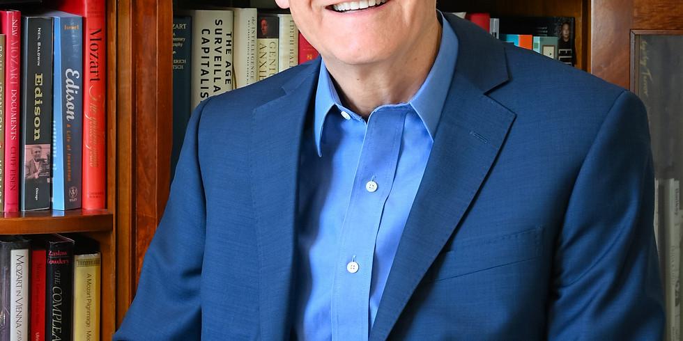 """Musicologist Craig Wright """"The Hidden Habits of Genius"""" Zoom Author Talk"""