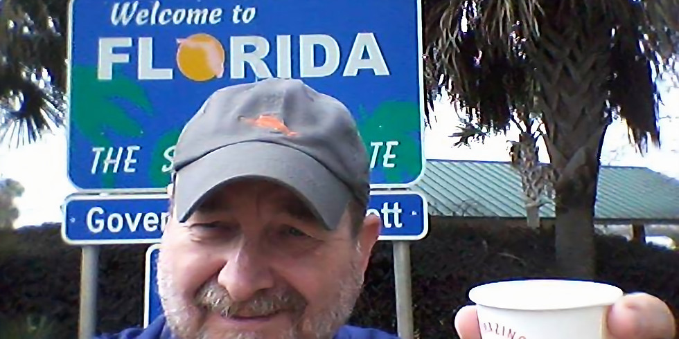 """Craig Pittman Zoom Book Talk """"The State You're In"""" All About Florida"""