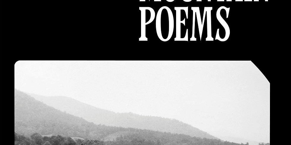 """""""Black Mountain Poems"""" Zoom Poetry Book Club"""