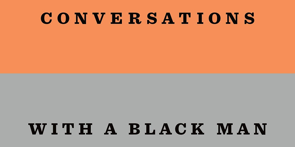 """Mindful Reading Zoom Book Club """"Uncomfortable Conversations With a Black Man"""""""
