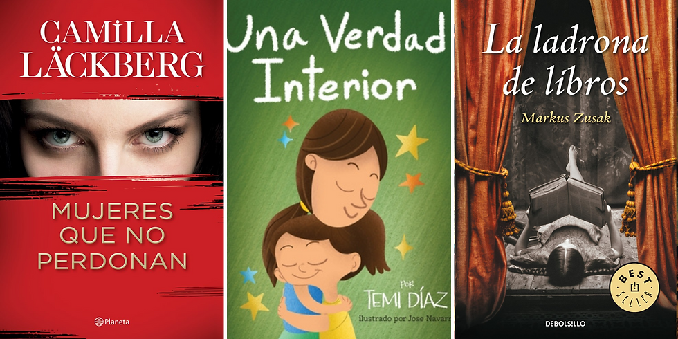 Amigos Book Clubs for Children, Teens & Adults