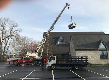 Major Improvements Made to Church Facility
