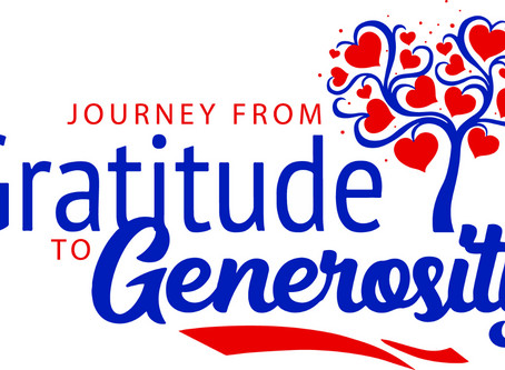 Stories of Stewardship and Gratitude: Are Gratitude and Generosity Learned Behaviors?