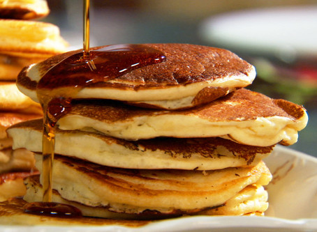Shrove Tuesday Pancake Supper March 5: Fill up Before Abstaining for Lent