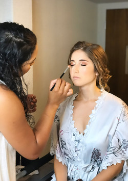 hair and makeup onsite services