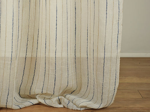 4566 CR TEXTURED LINEN SHEER