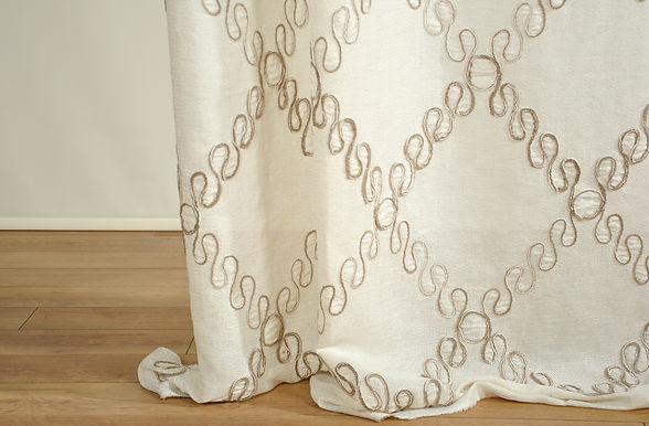MCA 100 EMBROIDERY SHEER