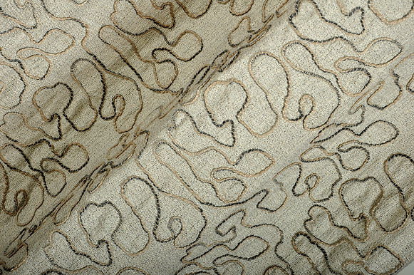 MCA 110 EMBROIDERY SHEER