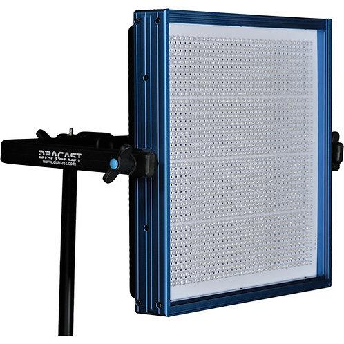 Dracast LED1000 Pro Bi-Color LED Light with V-Mount Battery Plate - $80/day+gst
