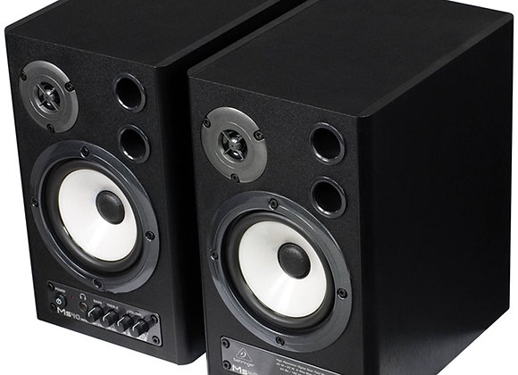 Behringer Digital Monitor Speakers MS40 (Pair) $30/day+GST
