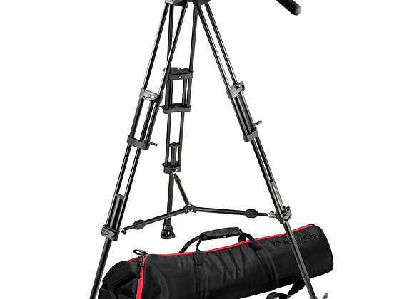 MANFROTTO VIDEO TRIPOD $80/day+GST