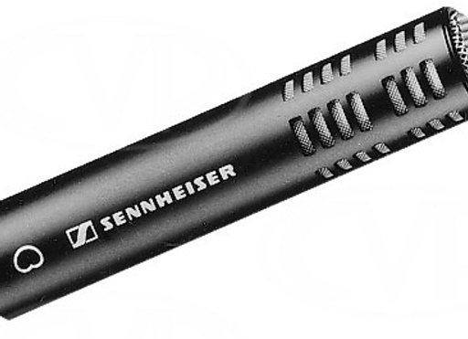 Sennheiser ME64 Cardioid Mic Module & K6P Power Module-phantom only $50/day+GST