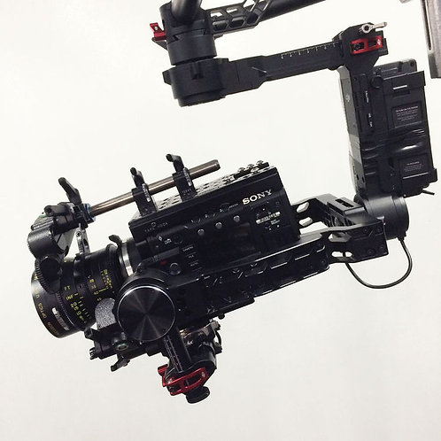 Cinemilled Extension Arms for DJI Ronin $40/day+GST