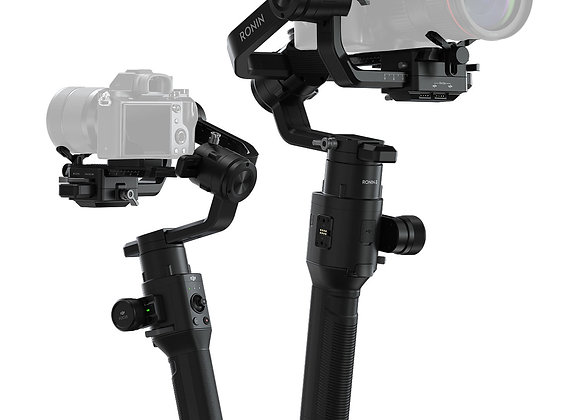 DJI Ronin S - Single-Handed Stabiliser for DSLR Cameras $70/day+GST inc ins.