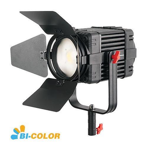 CAME-TV Boltzen 100w Fresnel Fanless Focusable LED Bi-Colour - $80/day+gst