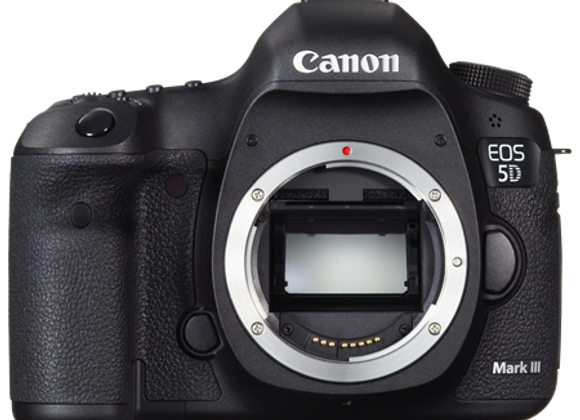 CANON 5D MRK3 KIT $110/DAY +GST Incl. Insurance