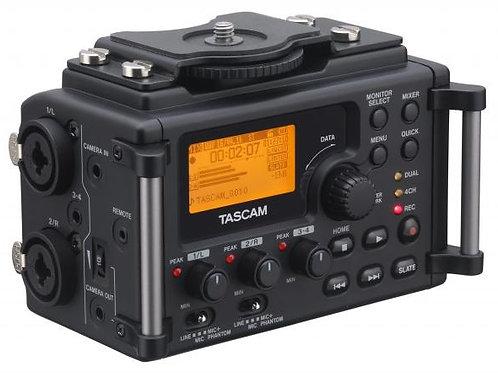 Tascam D-60 4 Channel Sound Recorder - $50/day+GST