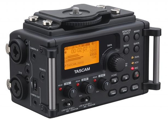 Tascam D-60 4 Channel Sound Recorder - $50/day+GST