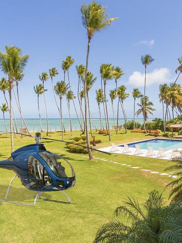 Área para pouso - Helicóptero