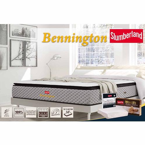 SLUMBERLAND - Bennington